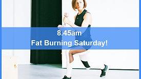 01/05/21 Fat burn Saturday full body workout.
