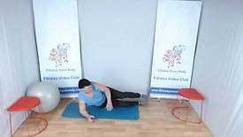 Fit in 30 mins 14/12/20 Fat burner plus bums tums thighs