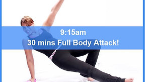 25/03/21 body attack 30, plus Bums Tums Thighs.