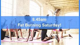 08/05/21 Fat burn Saturday full body workout. (2)