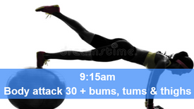 19/04/21 body attack 30, plus Bums Tums Thighs.