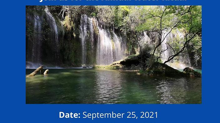 Water Ritual 2021