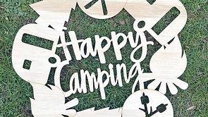 Happy Camper Tutorial