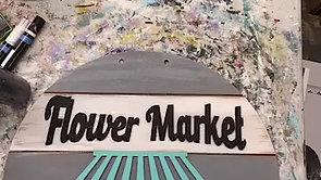 Flower Market Live