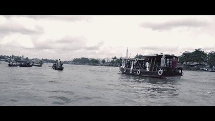 Chợ nổi Cái Răng, Cần Thơ // Floating Market Vietnam