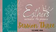 Session 3 - Suzanne Hinn