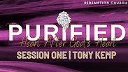 Session One - Tony Kemp