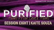 Session Eight - Katie Souza