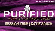 Session Four - Katie Souza