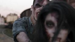 Zombie Kysse -hd Sq