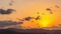 DSK Khadakwasla Sunset timelapse