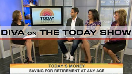 The Financial Diva on the Today Show