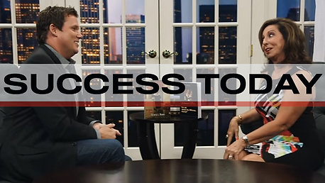 """Victoria Woods Interview on """"Success Today"""""""