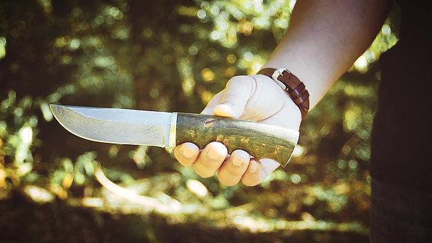 Südkreuz Knife