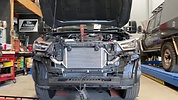 HDi GT2 520 Intercooler kit For Toyota Hilux-3