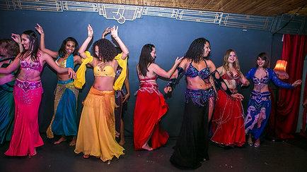Belly Dance Magic Hafla 2018 - Showreel