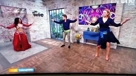 Live on TV - Ireland AM