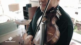 Tomas Violin