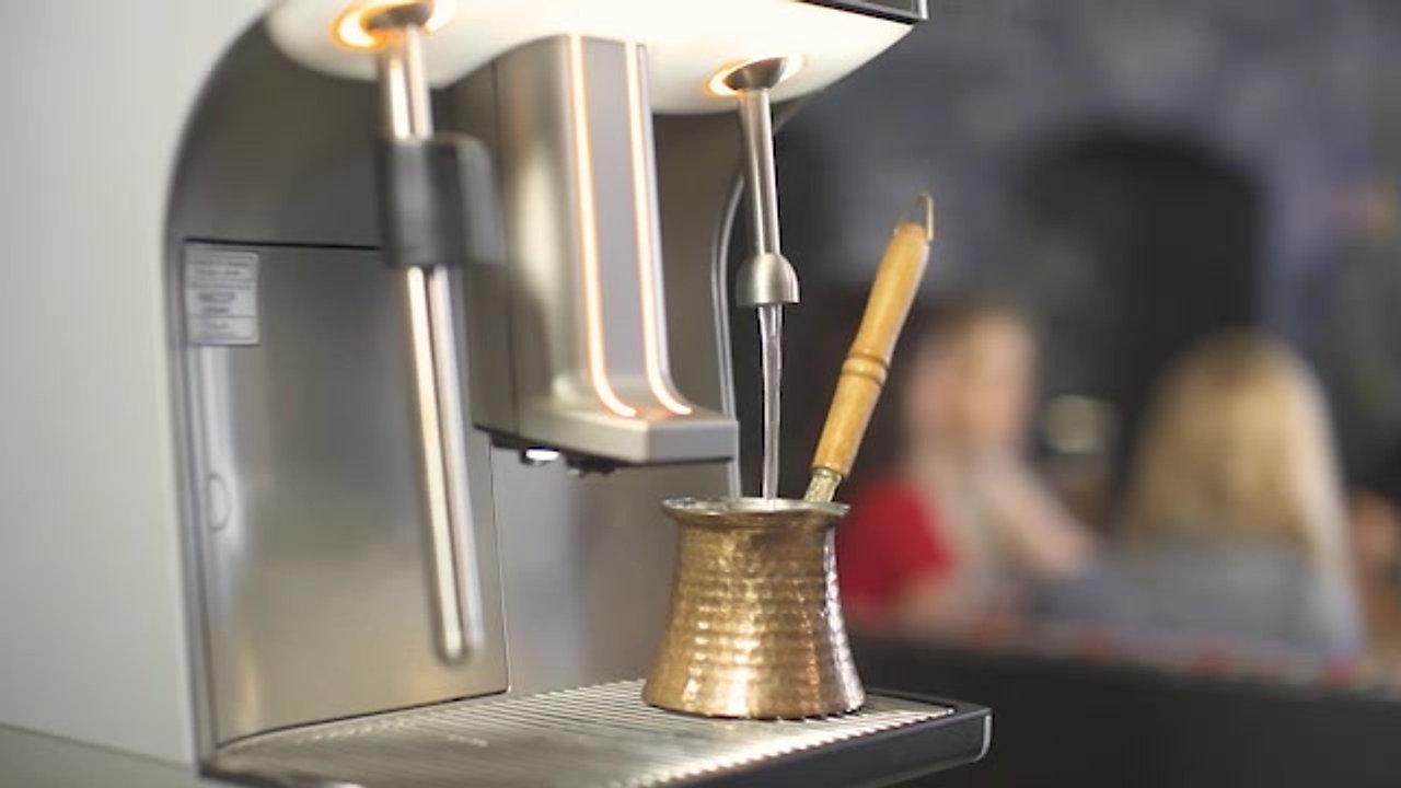 Máquinas para bebidas calientes