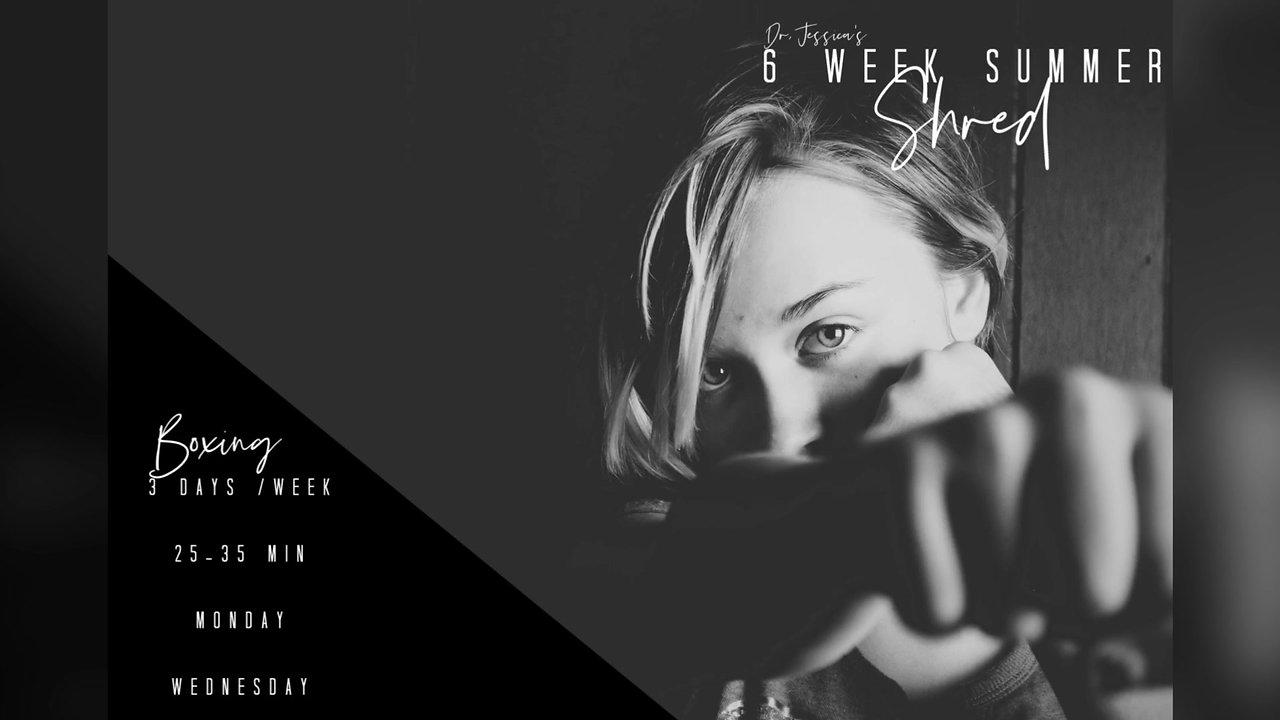 6 Week Summer Shred