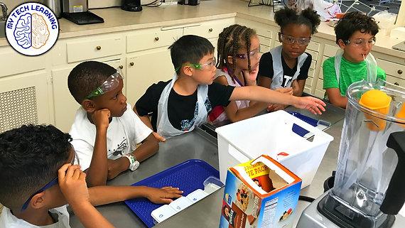 STEM EdVenture Camp