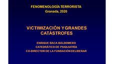 Victimología del terrorismo