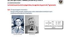 Armas químicas en la Historia