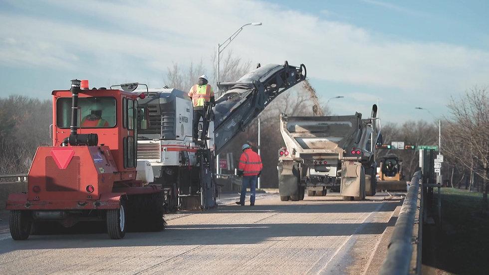 Hydro-Tech Bridge Repair