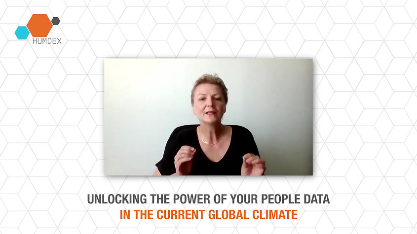 Unlocking The Power of Your People Data in The Current Global Climate 06JUNE2020