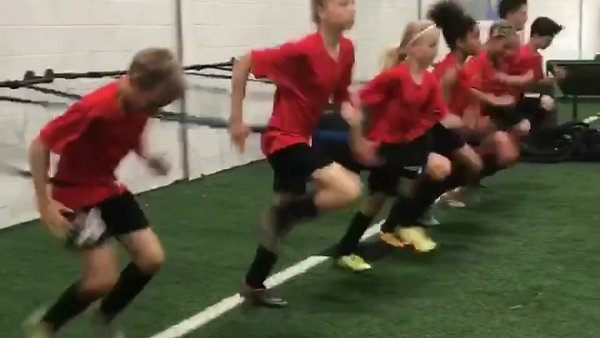 Athlete 101 speed and agility