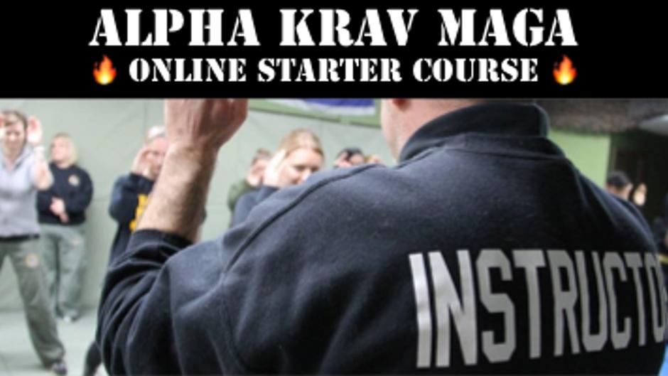 Online Krav Maga Starter Course