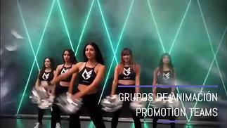 PROMOTION TEAMS | GRUPOS DE ANIMACIÓN