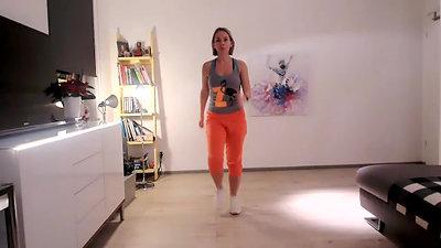 Zumba-Workout Teil 1