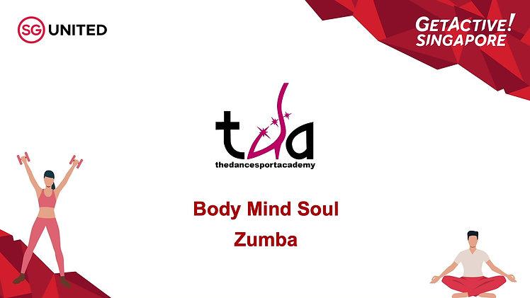 Body Mind Soul - Zumba