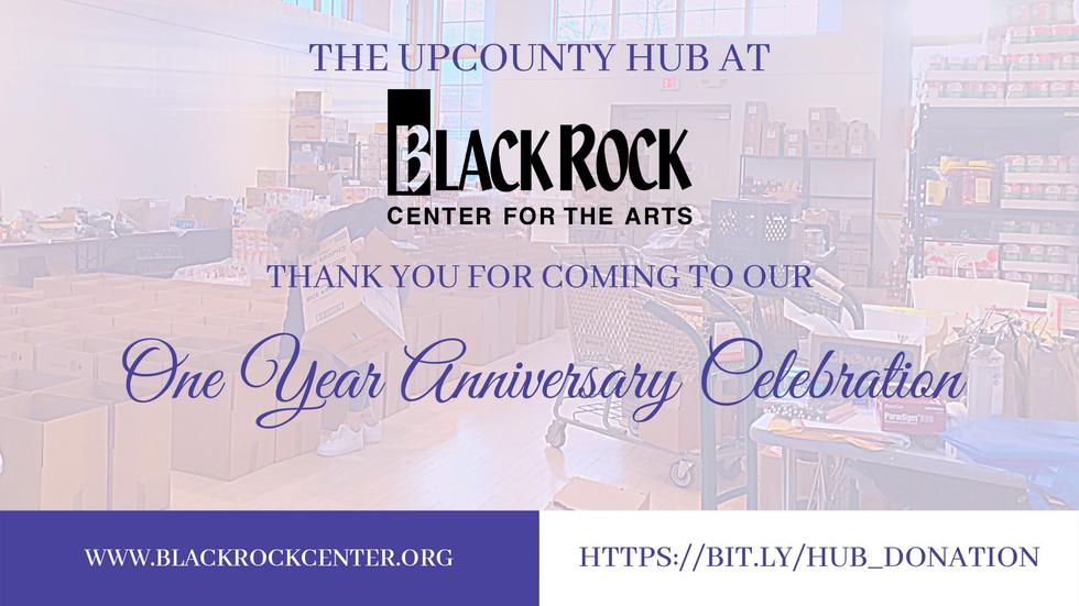The Upcounty Hub Anniversary Celebration