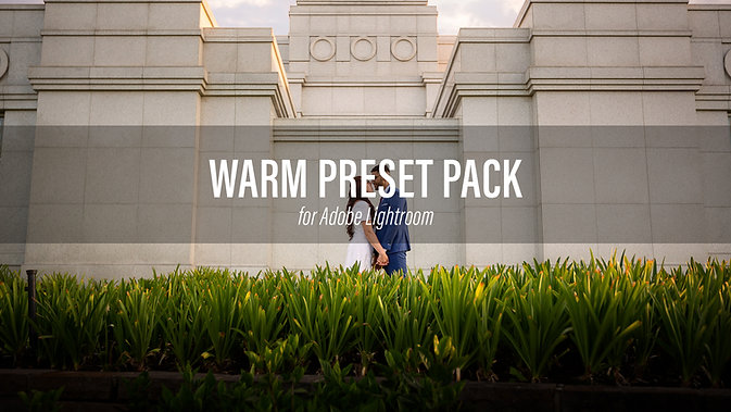 Warm Preset Collection