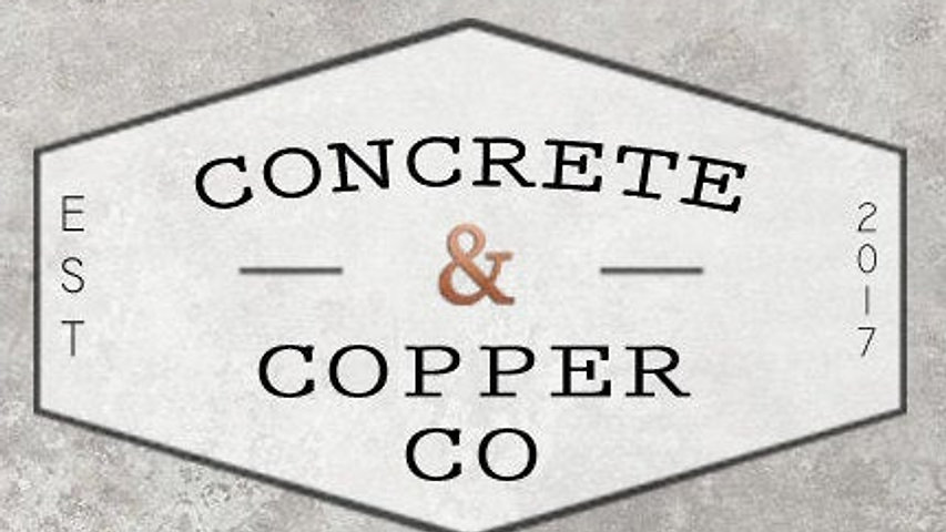 Concrete and Copper, How it all Began