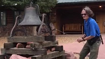 ringing the bell