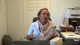 Présentation du SNROC par Gilles Martinet (Syndicat National de la Roche Ornementale et Constructive)