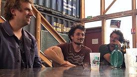 Présentation du WIP par Valentin Blanlot et Léo et Benjamin du collectif Etc