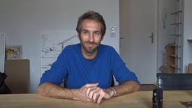 Présentation du Studiolada par Christophe Aubertin