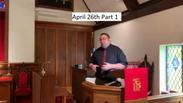 April 26th Part 1