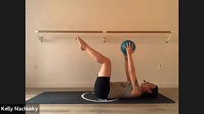 DAY 2 - PILATES WITH BALL