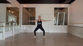 DAY 3 - 30 MIN. BARRE(LESS) ROUTINE