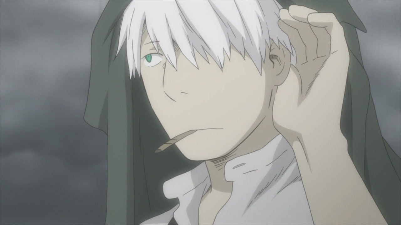 Mushishi for Crunchyroll