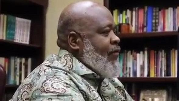 Who is Pastor Teron V. Gaddis?