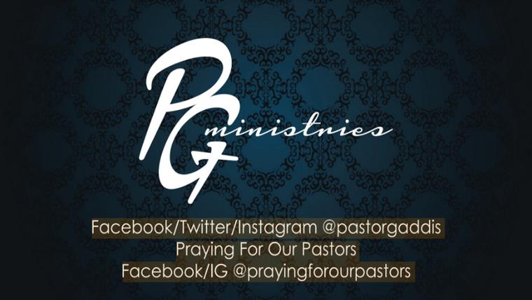 Pastor G Videos