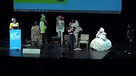 Das digitale Terzett - Volksbühne 2018 - HD 720p
