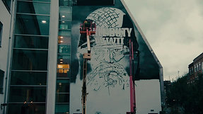 Call of Duty WWII Mural Event