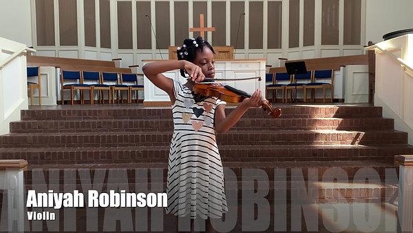 Aniyah Robinson